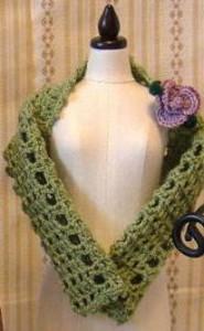かぎ針編みマーガレット