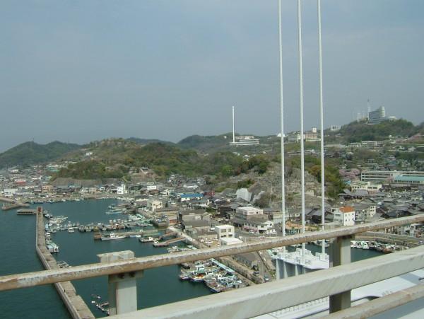 下津井の風景