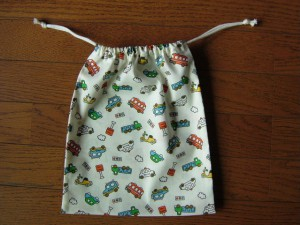 巾着袋(基本型)