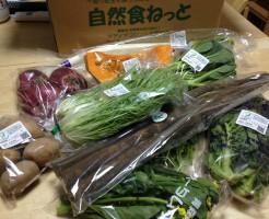 当選した野菜いろいろ