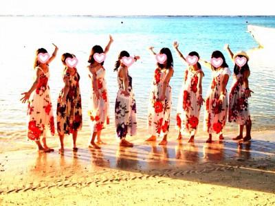 女子大生8人のダンスユニット?